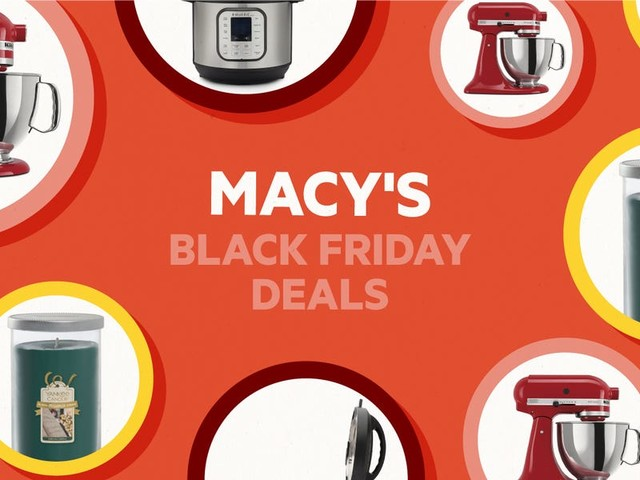 Macy's Black Friday deals are already happening, including discounts on Serta mattresses and cookware from Le Creuset and All-Clad