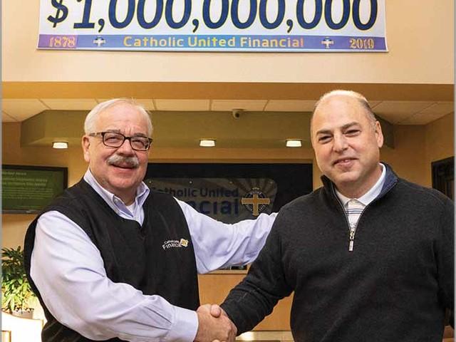 Local Catholic Company Reaches Billion-Dollar Milestone