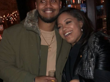 'Black Ink Chicago' Star Danielle Jamison FINALLY Gets A Ring! + Mel B Literally CUTS Ex-Husband's Name Off Her Body
