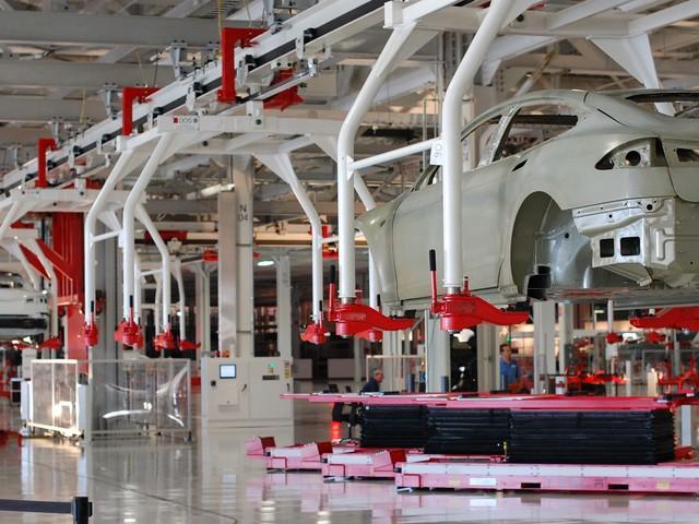 Musk Opens Up Over Model 3 Progress, Television Cameras Enter Fremont Facility