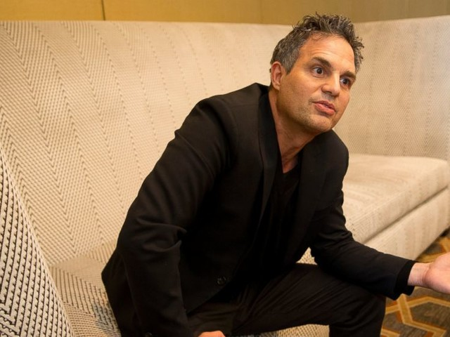 Mark Ruffalo is 'disgusted' with Trump's monuments decision