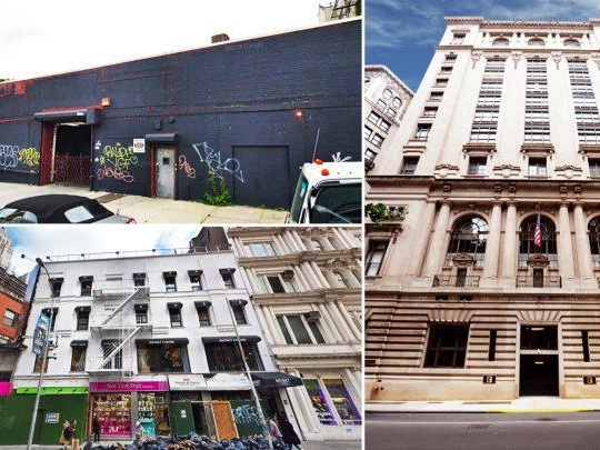 The top 10 NYC retail leases in September