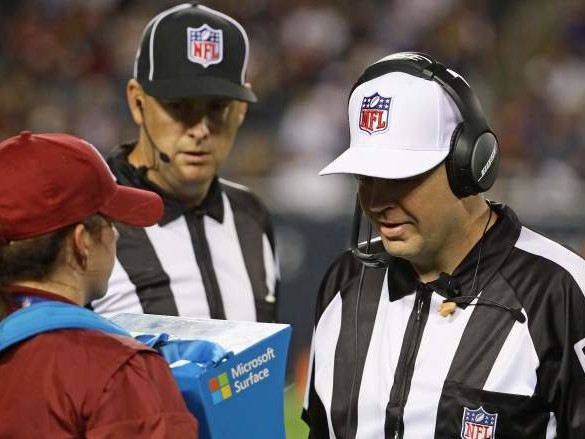 Lions-Vikings Referees: Crew Revealed for Week 7 Contest
