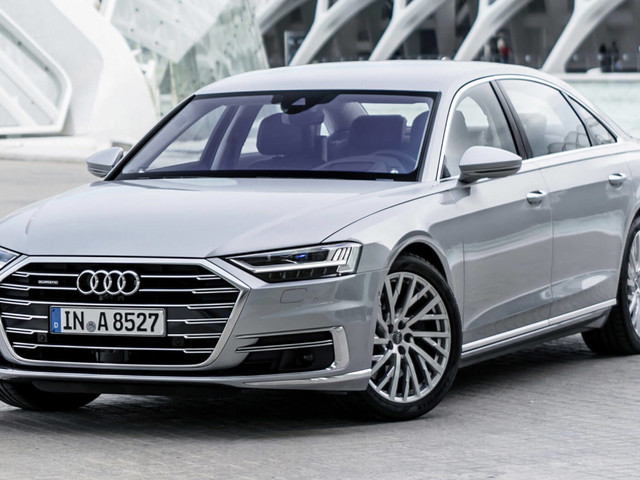 Audi Considering An All-Electric A8, Decision Still Pending