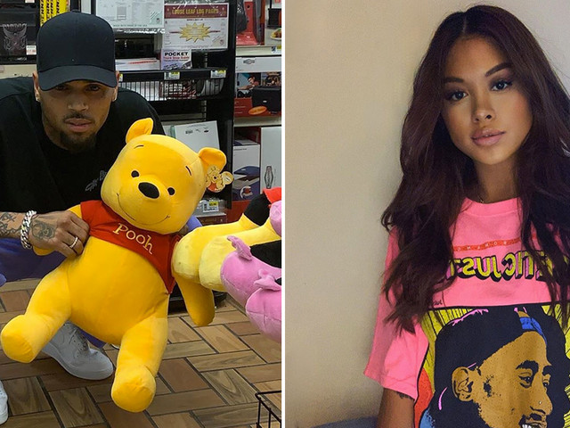 Chris Brown is Having a Baby Boy With His Ex-Girlfriend Ammika Harris
