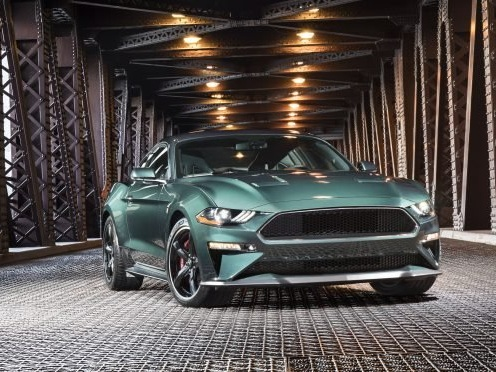 You May Have Missed Me: 2020 Ford Mustang Bullitt