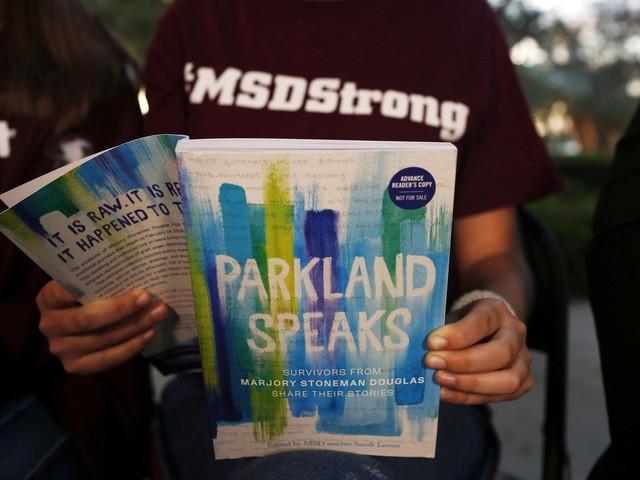 Students write poignant book of surviving school massacre