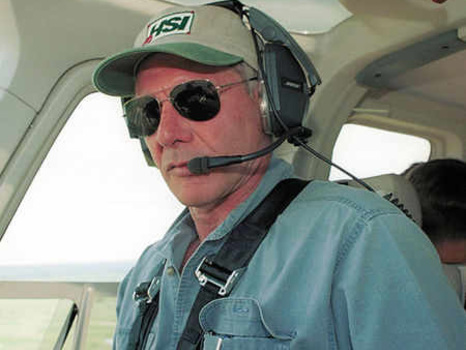 All The Times Harrison Ford Turned Into a Real-Life Hero