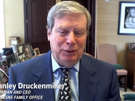 """""""This Is The Wildest Market I've Ever Seen"""": Druckenmiller's Must-See Goldman Interview"""