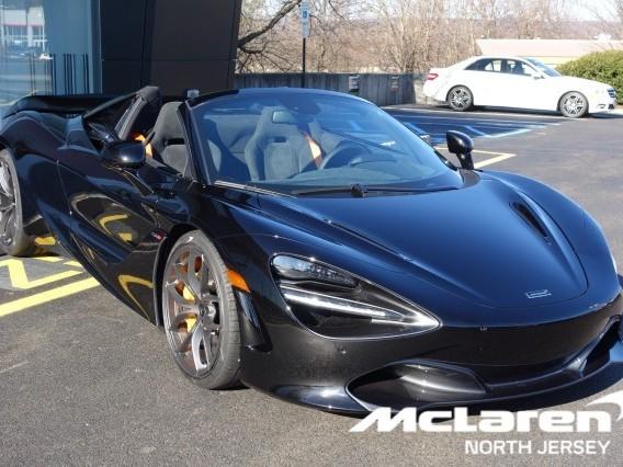 2020 McLaren 720S Perfromance