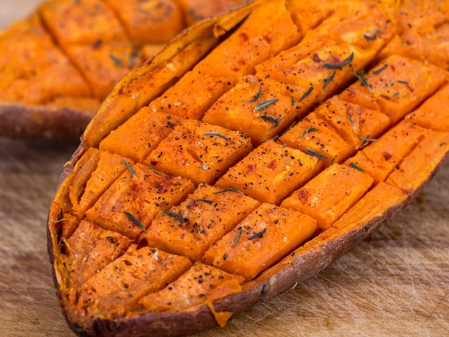 How to bake a sweet potato 3 ways — and the tools you need to do it