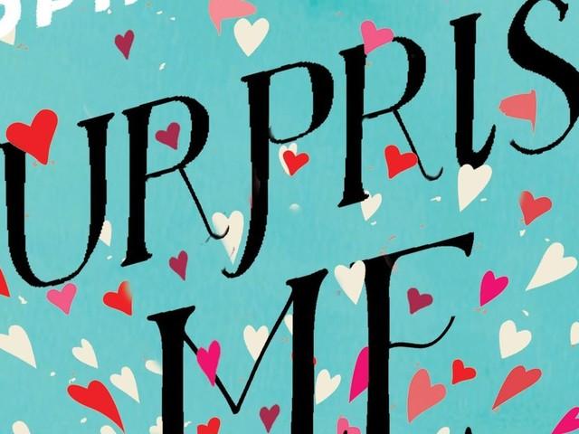 Surprise! Sophie Kinsella finds mature (still funny) voice in 'Surprise Me'