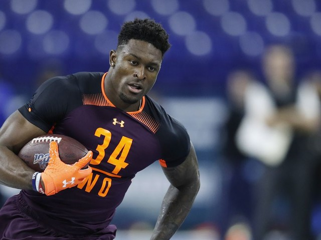NFL Combine, Day 4: D.K. Metcalf Is Basically the Hulk With an Incredible 40 Time