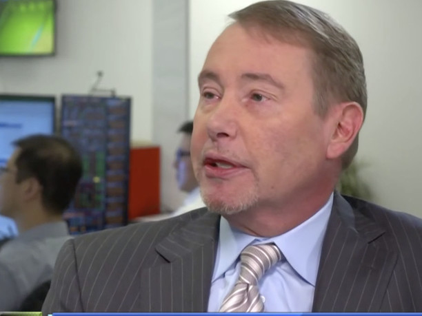 "Gundlach Blames ""Fed Manipulation"" For Repo Market Madness"