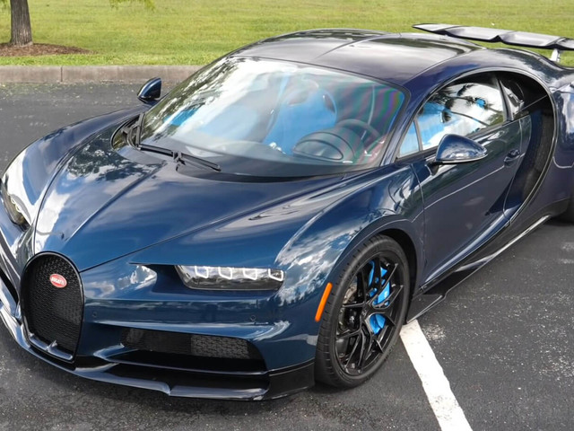 Driving A $3.2 Million, 1,479 HP Bugatti Chiron Sport Can Be A Life-Changing Experience