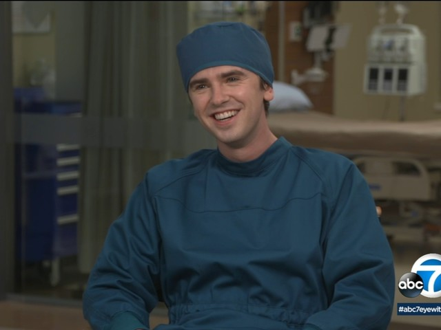 Freddie Highmore and his cast mates from 'The Good Doctor' check back in for season 3