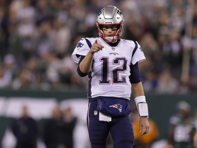 Patriots blitz Darnold, Jets to remain undefeated