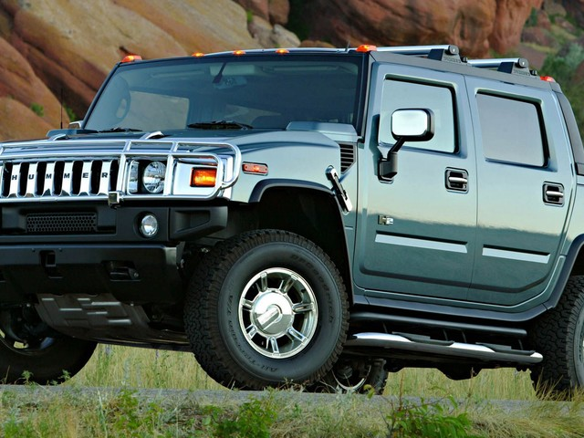 Hummer To Be Reborn As An Electric-Only Brand?