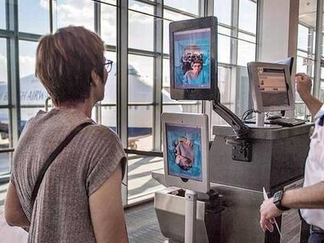 DHS Facial Recognition Scanners To Be Deployed At Top 20 Airports By 2021