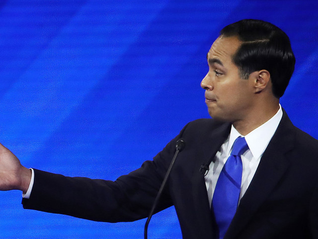 Have Julián Castro's Hits on Joe Biden Been Effective?