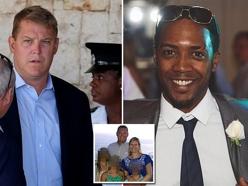 Banker charged with killing hotel worker in Anguilla may not face trial for THREE YEARS