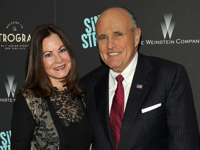 Report: Rudy Giuliani settles long divorce from 3rd wife