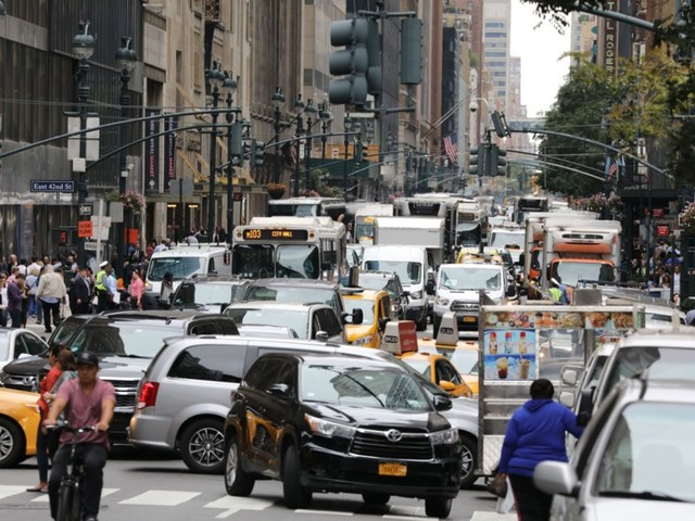 New York May Finally, Finally Charge People Who Want to Drive Through Manhattan