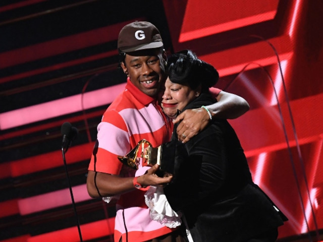 Watch Tyler, the Creator's Grammys Acceptance Speech for Best Rap Album