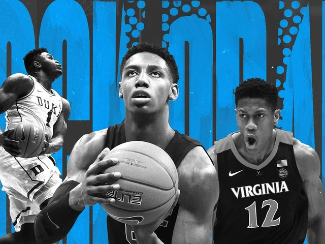 NBA mock draft: Zion Williamson stays No. 1. It's wide open after that