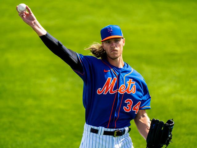 Noah Syndergaard ready for next step toward Mets return