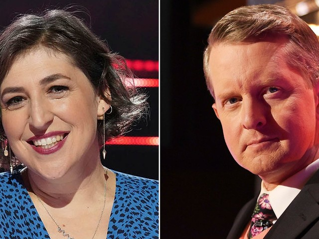 Mayim Bialik And Ken Jennings Will Host 'Jeopardy!' For Rest Of The Year