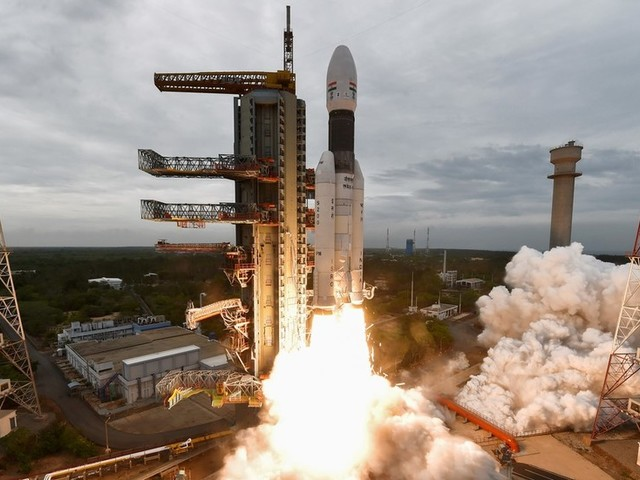 'Closer to greatness': India's rover mission Chandrayaan-2 leaves Earth's orbit, heading to Moon