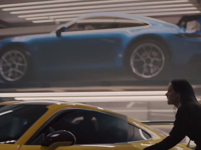 New Porsche 911 GT3 Looks To Have Been Teased In Super Bowl Commercial