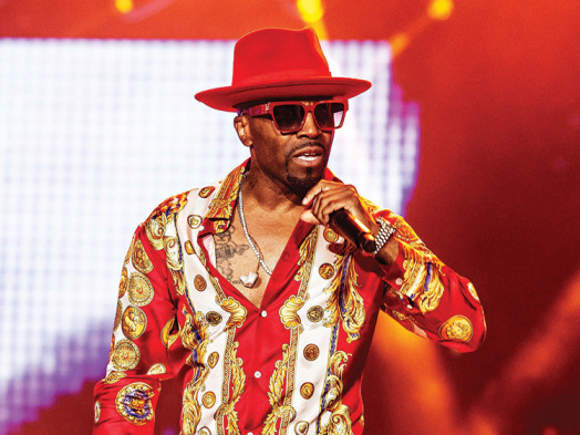 From Blackstreet to Hollywood Blvd. as Teddy Riley Receives a Star on the Walk of Fame