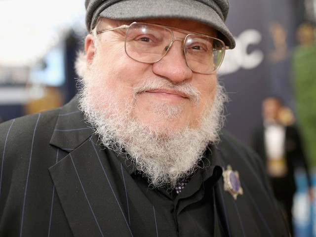 George R.R. Martin pledges not to write for prequel series 'House of the Dragon' until he finishes that damn book