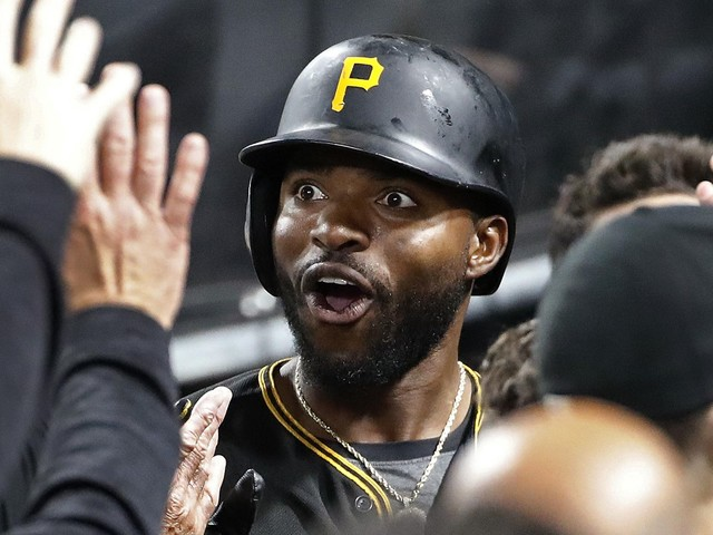 Pirates top Giants 6-5 for 5th straight win