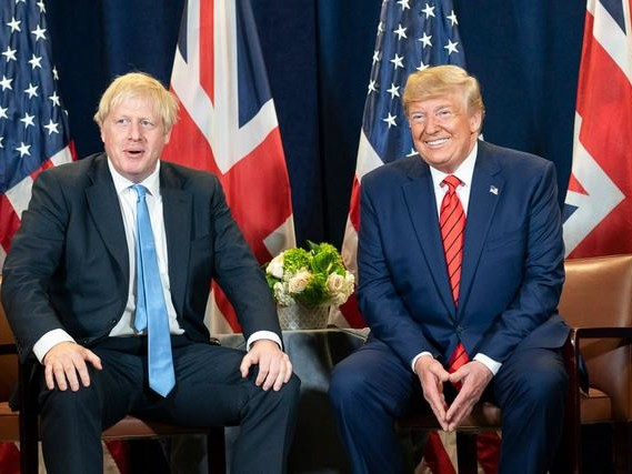 Boris Johnson's Victory Heralds A Golden Era In US-UK Relations