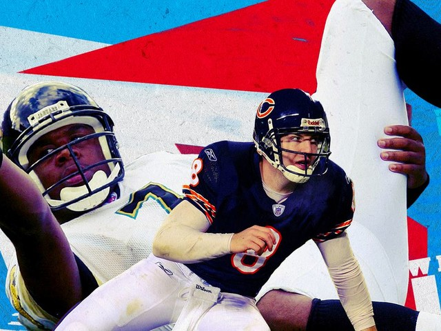 How much would have *really* changed if the Bears hadn't settled for Rex Grossman?