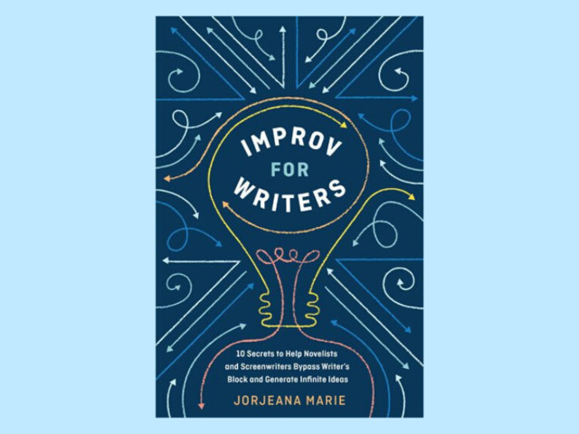 Hey, Writers! You Don't Have to Get Up on Stage for Improv to Boost Your Creativity