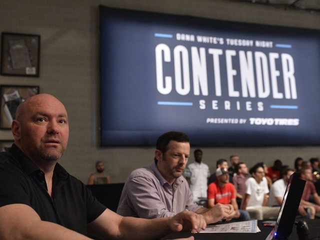 Dana White's Contender Series 2021 - Week 1 preview, weigh-in results