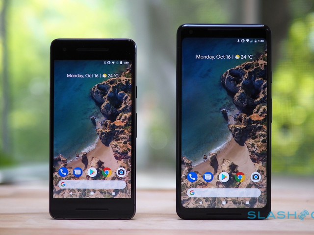 Pixel 2 XL may get a color-improving update