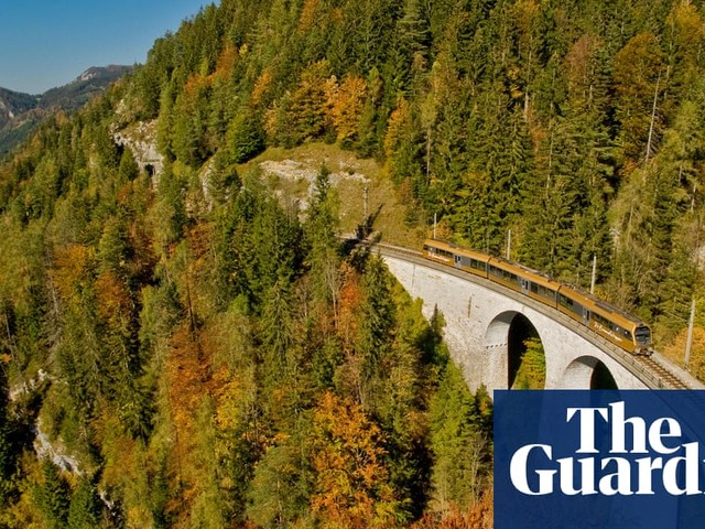 No need to fly: three European trips easier by train