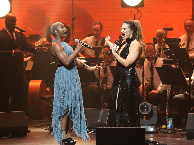 Cynthia Erivo And Shoshana Bean To Hit NYC's Apollo For Evening Of Holiday Soul