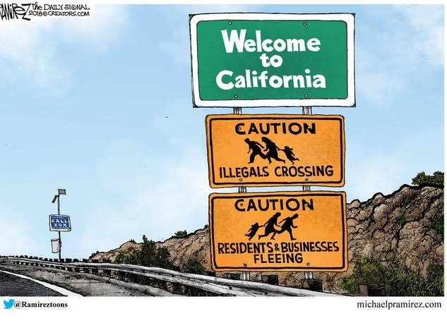 """California's New Governor To Pull Troops From Border To Protest Trump's """"Manufactured Crisis"""""""