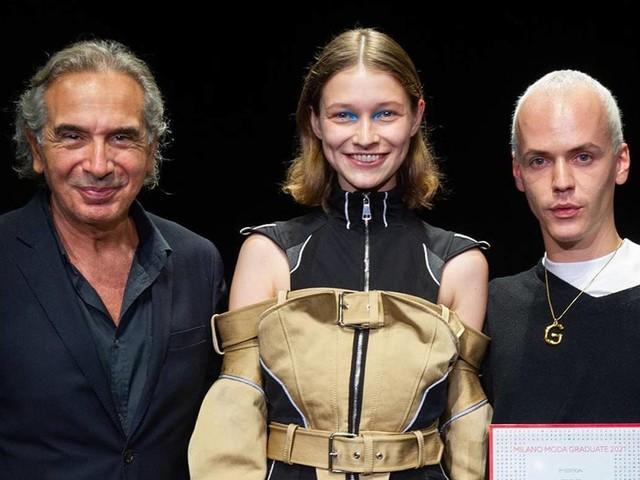 Video: Milano Moda Graduate show 2021