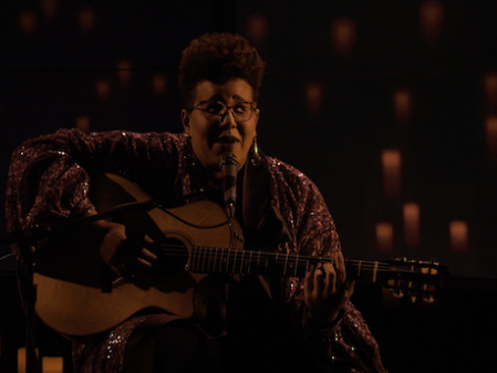 """Watch Brittany Howard Perform """"Short And Sweet"""" On The Daily Show"""
