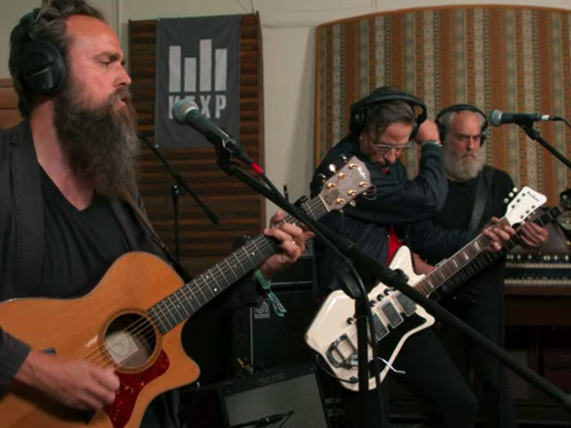 Calexico & Iron And Wine Perform On KEXP