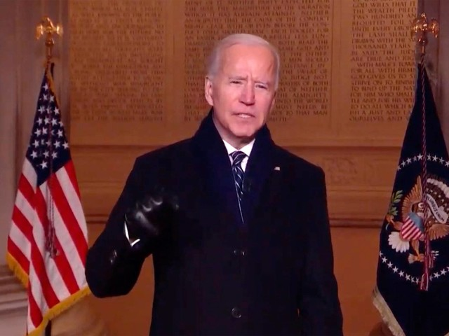 Fox News thinks Biden broke his own face mask rule, but they're wrong