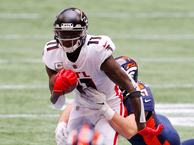 Julio Jones Traded to the Titans: Winners & Losers