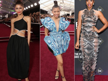 Zendaya Scoops Up Two People's Choice Awards + Storm Reid, Kelly Rowland, Coco Gauff & More SLAY All Over The Red Carpet